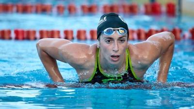 Κολύμβηση: Πανελλήνιο ρεκόρ η Ντουντουνάκη στα 200 μ. πεταλούδας!