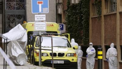 Ισπανία - Κορωνοϊός: Με 849 θανάτους σε ένα 24ωρο, καταγράφει θλιβερό ημερήσιο ρεκόρ