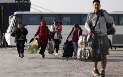 Αίτημα της Ελλάδας σε ΕΕ και Frontex για την επιστροφή 1.450 αλλοδαπών στην Τουρκία