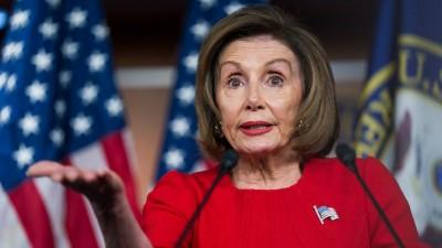 ΗΠΑ: Η Pelosi διέταξε την εθνοφρουρά να «αδειάσει» το Καπιτώλιο