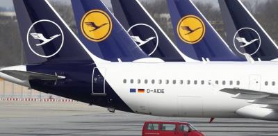 Συμφωνία Lufthansa - γερμανικής κυβέρνησης για διάσωση 9 δισ. ευρώ - Αυστηρό μήνυμα Merkel στην Κομισιόν