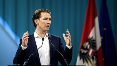 Kurz (Αυστρία): Οι ύβρεις Erdogan δείχνουν ότι η Τουρκία απομακρύνεται περισσότερο από την ΕΕ