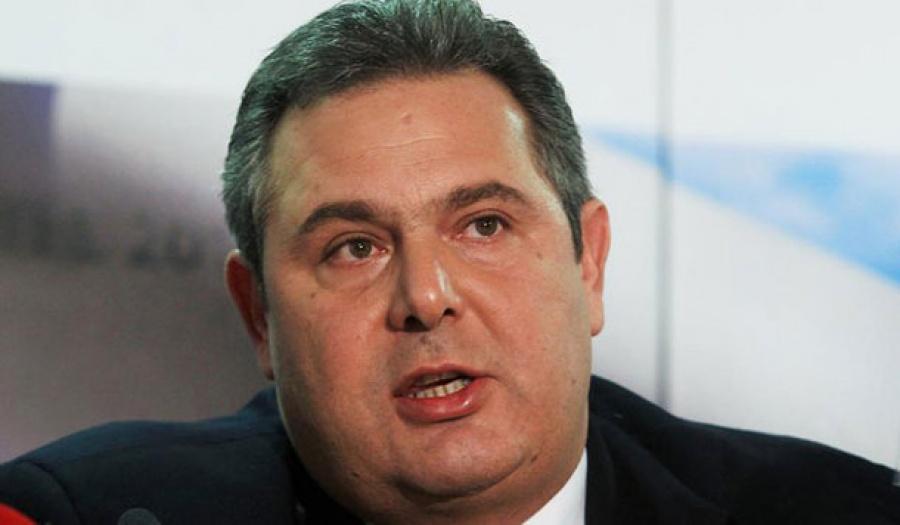 Καμμένος (ΑΝΕΛ): Στις ευρωεκλογές ζητάμε την ψήφο του λαού, έχοντας ξεκαθαρίσει ότι δεν επιθυμούμε την Ελλάδα σε μία γερμανική Ευρώπη