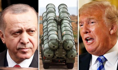 ΗΠΑ: Γιατί ο Trump θα θέσει βέτο στο ν/σ που προβλέπει κυρώσεις στην Τουρκία για τους S - 400