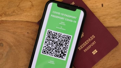 ΕΕ: Τηλεδιάσκεψη για τους όρους του πράσινου διαβατηρίου στις 29/3
