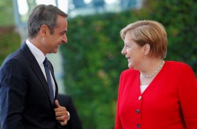 Στην Αθήνα σήμερα 28/10 η Merkel - Μετά τον Erdogan βλέπει Μητσοτάκη - Στην ατζέντα ελληνοτουρκικά, μεταναστευτικό