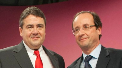 Συνέδριο Economist: «Κόντρα» Hollande - Gabriel για την πολιτική της ΕΕ έναντι της Τουρκίας