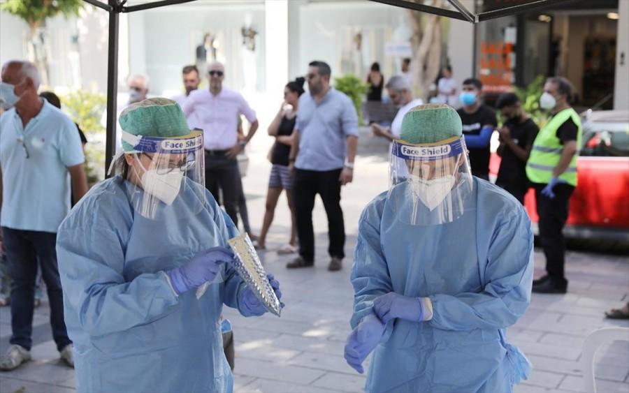 Έκτακτα μέτρα στην Κύπρο για τον κορωνοϊό - Απαγόρευση κυκλοφορίας 21:00 - 05:00