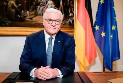 Steinmeier για 25 Μαρτίου: Ενωμένοι οι λαοί μας απέναντι στις μεγάλες προκλήσεις