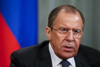 Lavrov (ΥΠΕΞ Ρωσίας): Οι ΗΠΑ υπονομεύουν τις προσπάθειες για τις ανάγκες των Παλαιστινίων προσφύγων