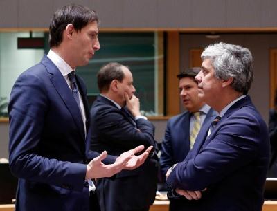 Απίστευτοι διάλογοι στο Eurogroup της 7ης Απριλίου – Centeno σε Hoekstra: Ντροπή... Τι δεν καταλαβαίνετε; - Είναι επείγον να ληφθούν μέτρα