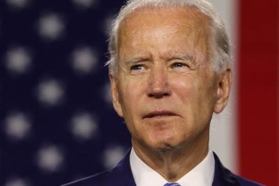 Joe Biden: Οι ΗΠΑ θεωρούν υπόλογη τη Ρωσία για την Κριμαία