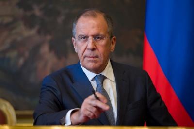 Lavrov σε ΟΗΕ: Εξαιρετικά ανησυχητικό μήνυμα τυχόν αναίρεση της συμφωνίας για το πυρηνικό πρόγραμμα του Ιράν