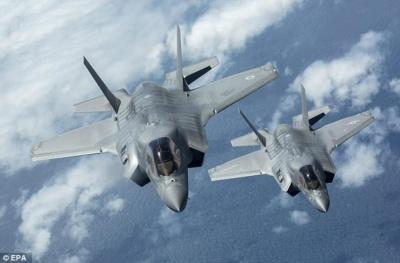 Κόντρα στο Κογκρέσο η κυβέρνηση Trump - Zητά άρση των περιορισμών για τα F-35 στη Τουρκία