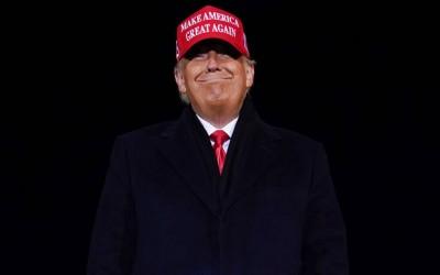 Εκλογές ΗΠΑ 2020: Το Twitter «μάρκαρε» ανάρτηση του Trump ως παραπλανητική