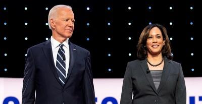 Εκλογές ΗΠΑ: Κοινές δηλώσεις Biden - Harris για την καταμέτρηση των ψήφων