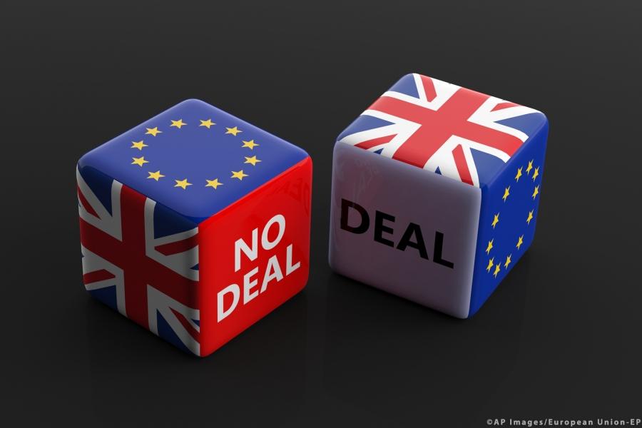 Brexit: Η Βρετανία ζητά διετή «περίοδο χάριτος» για την Ιρλανδία