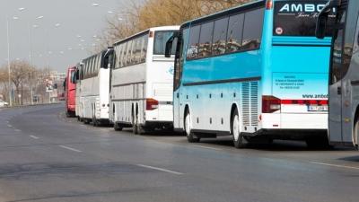 Αύξηση πληρότητας τουριστικών λεωφορείων στο 85%