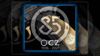 "CZ 557 και SP-01 Shadow ""ANNIVERSARY"""