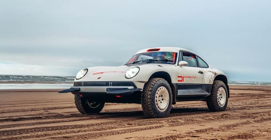 Porsche Singer 911 ACS: Έτοιμη για σαφάρι!