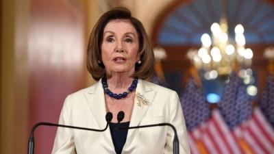 ΗΠΑ: Η Βουλή των Αντιπροσώπων ψηφίζει για τα τσεκ των 2.000 δολ. προς τα αμερικανικά νοικοκυριά