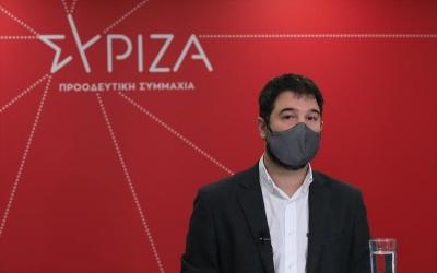 Ηλιόπουλος για δηλώσεις Σκέρτσου, Γεραπετρίτη: Το απόλυτο μπάχαλο με την πανδημία