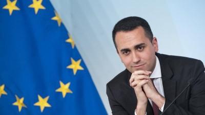 Di Maio (Ιταλία): Αποδείξαμε την αλληλεγγύη μας προς την Ελλάδα και την Κύπρο