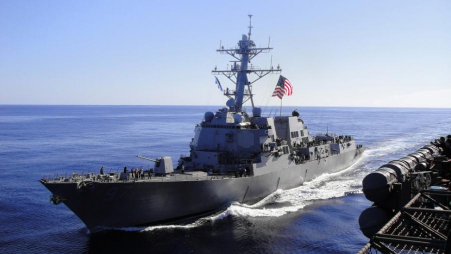 Αμερικανικό αντιτορπιλικό διέπλευσε τον Βόσπορο με προορισμό τη Μαύρη Θάλασσα