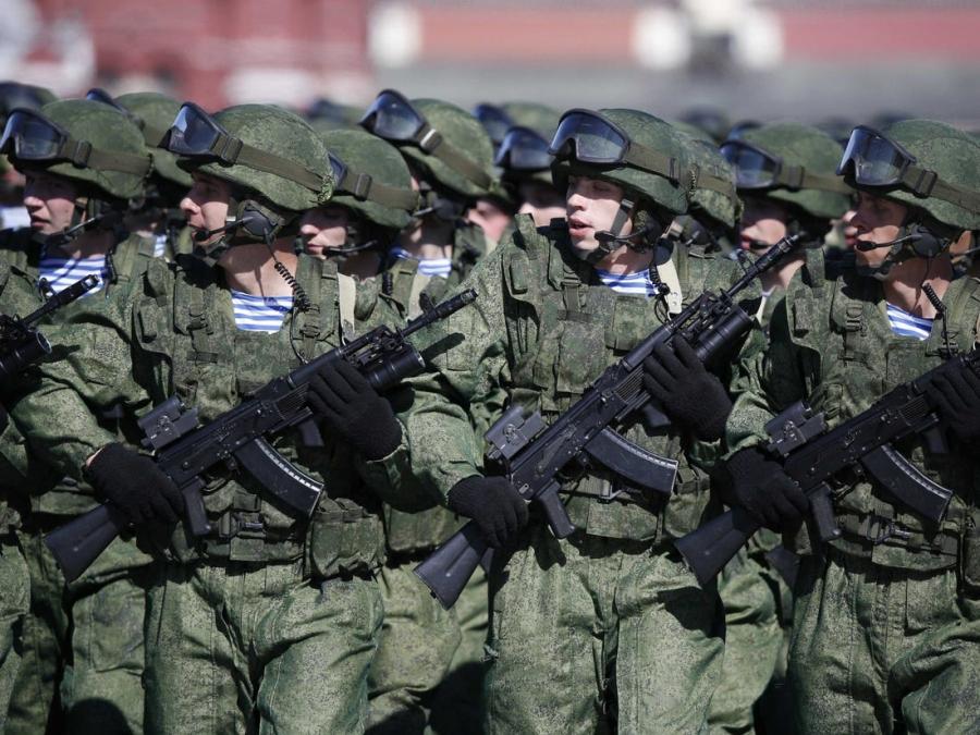 Πεντάγωνο-ΗΠΑ: Βλέπει μεγαλύτερη συγκέντρωση ρωσικών δυνάμεων από εκείνη του 2014