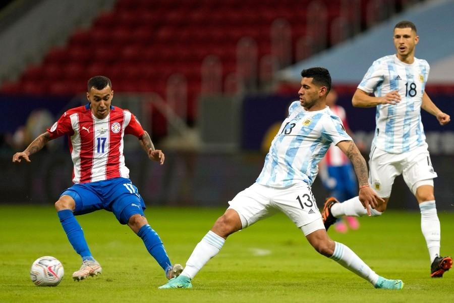 Copa America: Γλίτωσε τα χειρότερα η Αργεντινή – Κόλλησαν Χιλή και Ουρουγουάη (video)