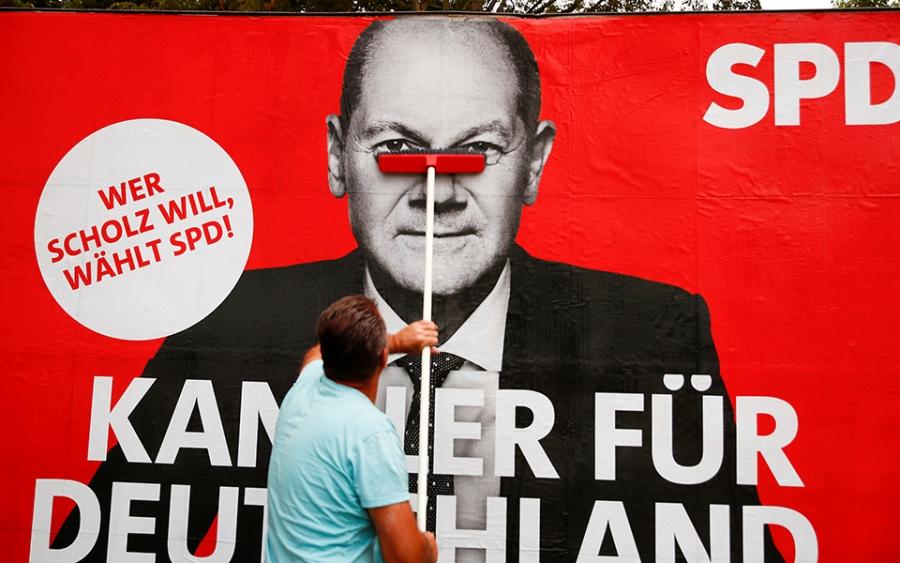 SPD (Εκλογές Γερμανία 2021): Λάβαμε εντολή να κυβερνήσουμε – Είμαστε υπερήφανοι για τον Olaf Scholz