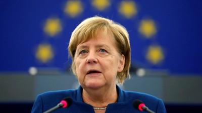 Merkel (Καγκελάριος Γερμανίας): Ελπίζουμε σε ένταξη της Βόρειας Μακεδονίας στην ΕΕ