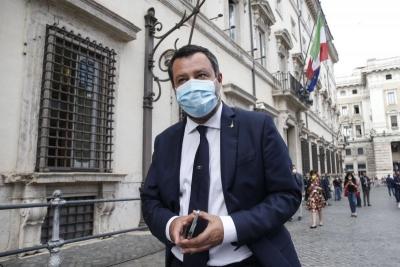 DW: Προμηθευτής ναρκωτικών στενός συνεργάτης του Salvini