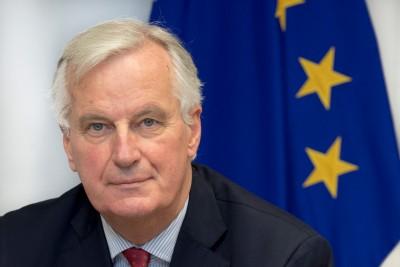 Brexit: Ο διαπραγματευτής της ΕΕ ενημερώνει τις Βρυξέλλες για τις συνομιλίες με τη Βρετανία στις 14/12