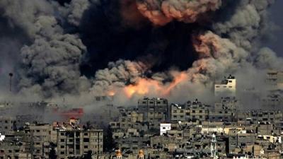 Ισραήλ διαψεύδει Ισραήλ: Δεν εισβάλαμε στη Γάζα – Πόλεμος με βομβαρδισμούς και ρουκέτες – Άκαρπη παρέμβαση Αιγύπτου