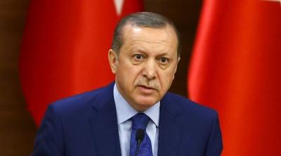 Erdogan: Αναγκαία η δημιουργία μιας μεγάλης ισλαμικής τράπεζας