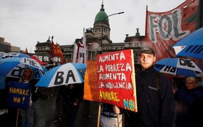 Επεισόδια σε διαδηλώσεις κατά της λιτότητας στην Αργεντινή