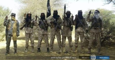 Μπουρκίνα Φάσο: Τριάντα νεκροί σε συγκρούσεις με ένοπλους τζιχαντιστές στα σύνορα με τον Νίγηρα