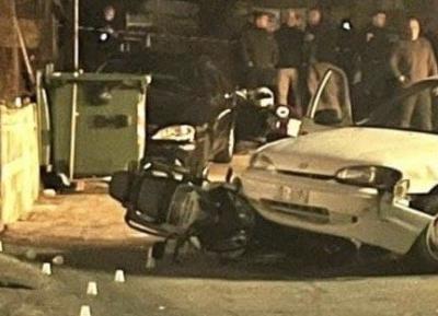 Η μαρτυρία μοτοσικλετιστή της ΔΙΑΣ για το αιματηρό περιστατικό στο Πέραμα -  Τι συνέβη το μοιραίο βράδυ