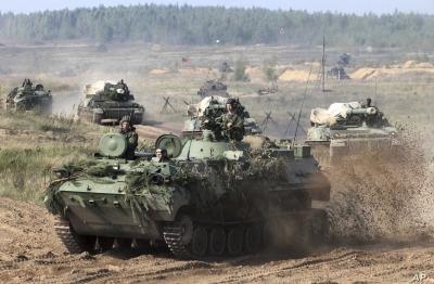 Τα παιχνίδια πολέμου Ρωσίας και Λευκορωσίας που ανησυχούν το ΝΑΤΟ