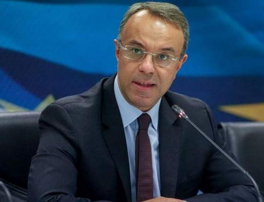 Σταϊκούρας: Στα 3 δισ. ευρώ τα μέτρα στήριξης της οικονομίας τους επόμενους μήνες – ΕΝΦΙΑ χωρίς αλλαγές