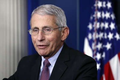 Fauci: Πρόωρη η άρση περιορισμών στις ΗΠΑ – Ανησυχία για νέο κύμα covid
