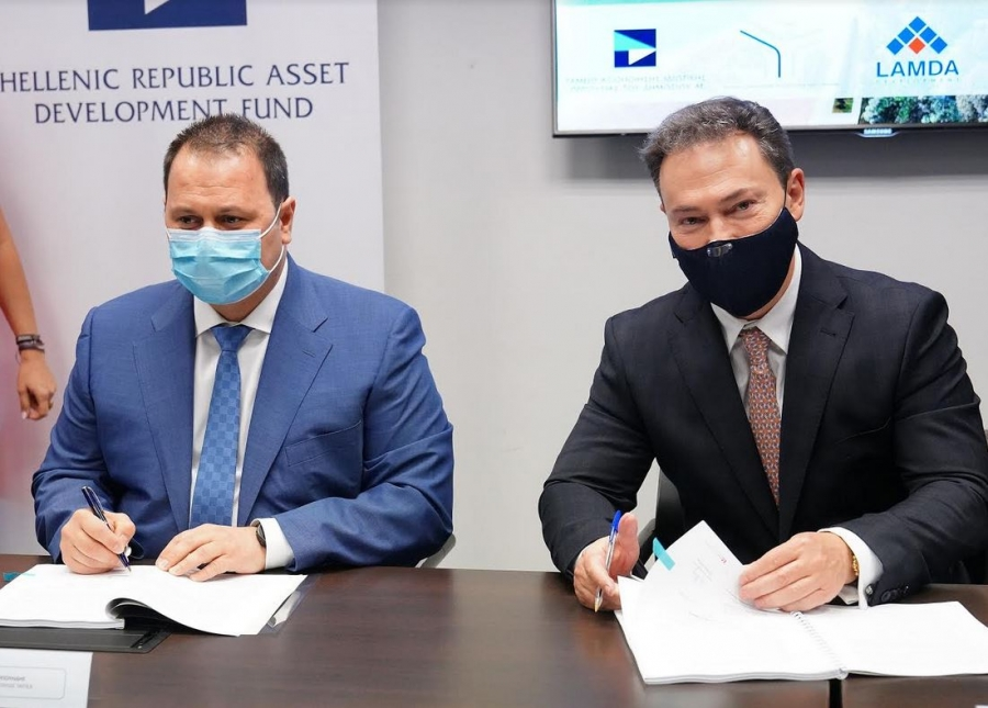 Το Ελληνικό πέρασε στη Lamda Development - Καταβολή πρώτης δόσης 300 εκατ. και 347 εκατ. ως εγγυητική επιστολή