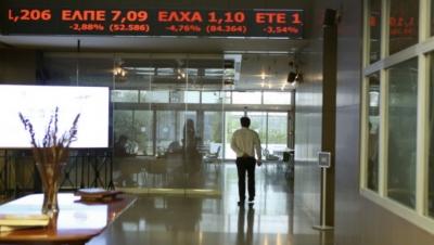 Λίγο μετά το κλείσιμο του ΧΑ – Ψύχραιμο, παρά την πτώση των ξένων αγορών – Ποιες μετοχές ξεχώρισαν
