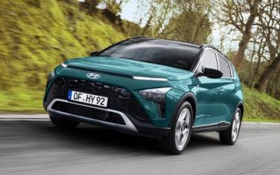 Ξεκινά η διάθεση του Hyundai Bayon