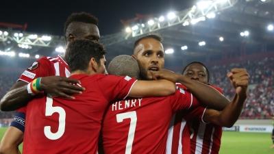 Ολυμπιακός – Αντβέρπ 1-0: Σκοράρει ξανά ο Ελ Αραμπί και το γκολ αυτή την φορά… μετράει! (video)