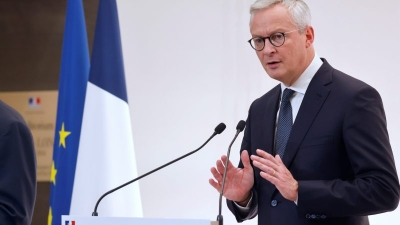 Le Maire (ΥΠΟΙΚ Γαλλίας): Στα 100 δισ. ευρώ τα μέτρα ενίσχυσης των επιχειρήσεων για το 2021
