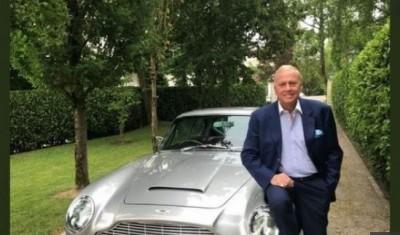 Μακρόπουλος (αντιδήμαρχος): Νοσταλγώ το ωραίο μου σπίτι στο Baden Baden και την Aston Martin