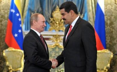 Η Ρωσία στέλνει προμήθειες για το στρατό της Βενεζουέλας - Φόβοι για νέο