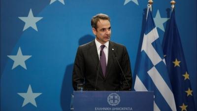 Νέα έκκληση Μητσοτάκη στους πολίτες να εμβολιαστούν - Υποχρέωση της Ελλάδας να δεχθεί επισκέπτες με όλα τα εμβόλια